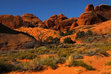 Free Arches National Park Stock Photos - 8918183