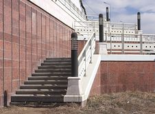 Free Fragment Of New Bridge Stock Photography - 8919332