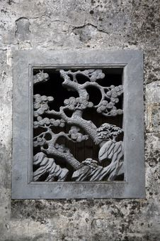 Free Stone Carving Royalty Free Stock Images - 8919899