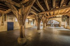 Free The Merchant Adventurers Hall The Undercroft Stock Images - 89127934