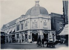 Free Kilburn Grange Cinema Stock Photo - 89128180