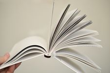 Free Close-up Of Open Book Royalty Free Stock Images - 89128879