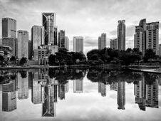Free Downtown Kuala Lumpur Stock Photo - 89129610