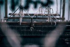 Free Weaving Loom Royalty Free Stock Image - 89129936