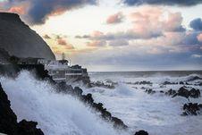 Free Stormy Seas Royalty Free Stock Photos - 89130538