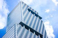 Free Facade Of Modern Building  Royalty Free Stock Photos - 89194048