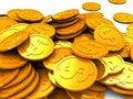 Free Money Heap Stock Photography - 8926692