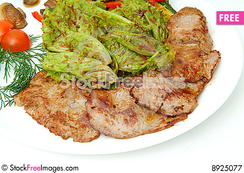 Free Food Royalty Free Stock Photography - 8925077