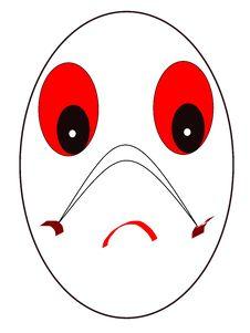 Free Sad Face Expression Stock Photo - 8920510