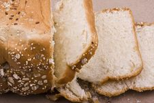 Free Bread In Pieces Stock Photography - 8920842