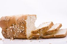Free Bread In Pieces Royalty Free Stock Image - 8921046