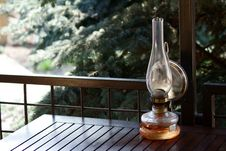 Free Old Petroleum Lamp Stock Image - 8921771