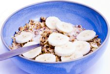 Free Bowl Of Muesli Royalty Free Stock Image - 8922406