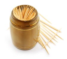 Free Bunch Of Toothpick Isolated Royalty Free Stock Photo - 8923885