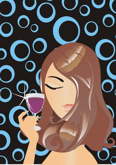Free Girl Royalty Free Stock Photos - 8924098