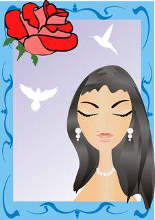 Free Girl Royalty Free Stock Photo - 8924635