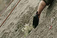 Free Climber Stock Image - 8924651