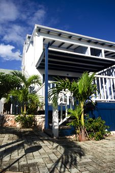 Free Caribbean Resort Stock Image - 8925341