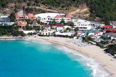 Free Caribbean Resort Stock Photography - 8925382
