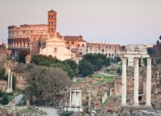 Free Roman Forum Stock Photos - 8925663