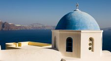 Free Greek Church Stock Photos - 8926093