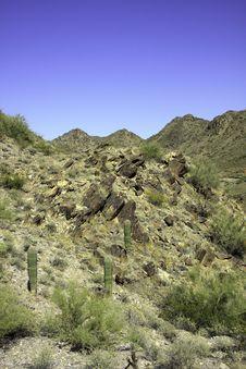 Arizona Mountain Stock Images