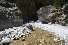 Free Samariá Gorge Stock Image - 8926231
