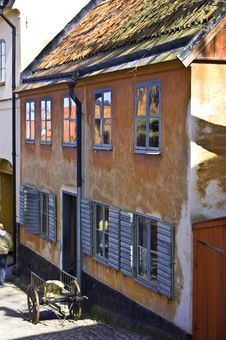 Free Old Streets Royalty Free Stock Image - 8926386