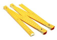 Free Measuring Tape / Ruler Royalty Free Stock Photos - 8926608
