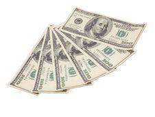 Free Banknotes Royalty Free Stock Image - 8926706