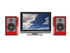 Free Video System Royalty Free Stock Photos - 8926798