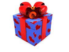Free Present Box Royalty Free Stock Photography - 8926857