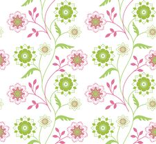 Free Seamless Pattern. Royalty Free Stock Image - 8927316