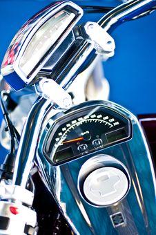 Free Classic Bike Speedometer Stock Images - 8928524