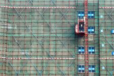 Free Construction Scaffold Stock Images - 8929324