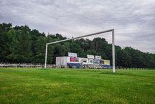 Free Swit Krzeszowice Stadium, Poland Stock Photos - 89248623
