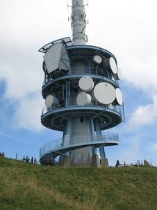 Free Trip To Rigi Mountain, Switzerland Stock Image - 89249041