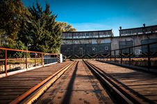Free Old Train Depot, Krakow, Poland Royalty Free Stock Image - 89249326
