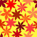 Free Seamless Flower Pattern Royalty Free Stock Photos - 8931428