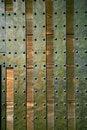 Free Metal And Wood Door Stock Image - 8937931