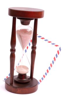 Free Hourglass Royalty Free Stock Images - 8930159