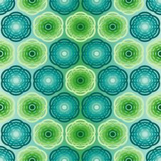 Free Seamless Green Pattern Royalty Free Stock Image - 8930796