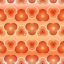 Free Seamless Red Pattern Stock Photo - 8930810