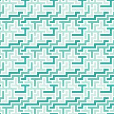 Free Seamless Blue Tile Pattern Royalty Free Stock Photos - 8931528