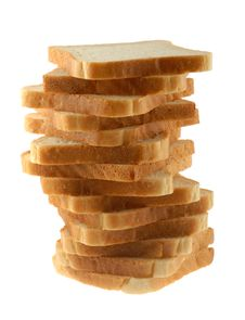 Bread For Sandwich Stock Photo