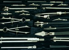 Free Drawing Instruments Stock Images - 8931914