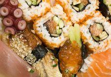 Free Sushi Royalty Free Stock Images - 8934549