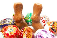 Free Easter Rabbit Stock Image - 8935441