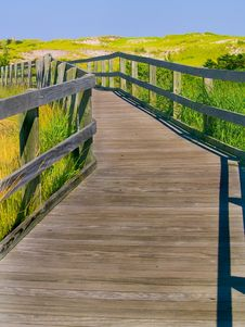Free Boardwalk Stock Photo - 8937460