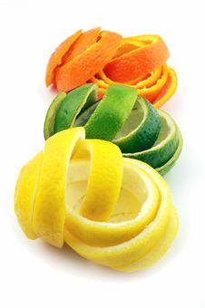 Free Skin Of Fruit Stock Photo - 8938190